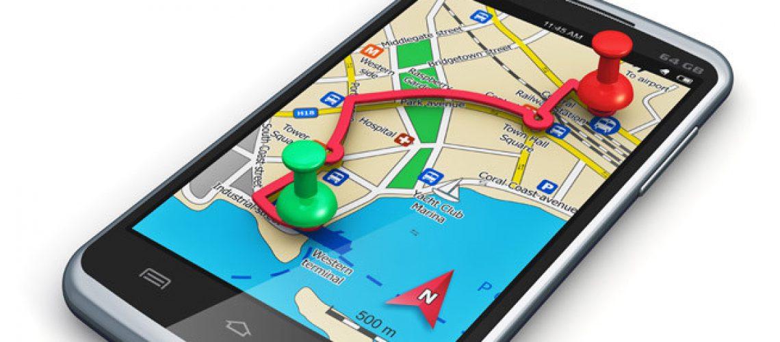 Le GPS commercial